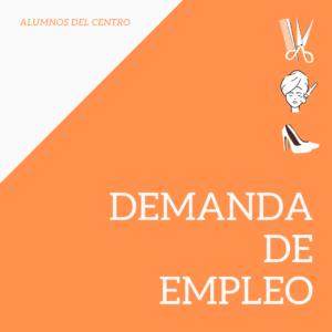 DEMANDA DE EMPLEO